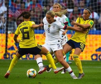 VAR stealing headlines as women's World Cup heads into knockout phase