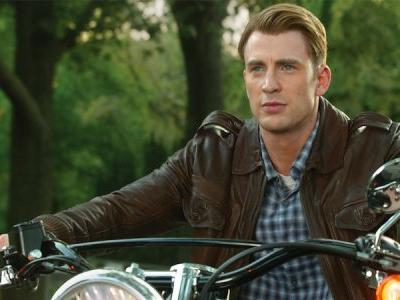 Chris Evans Gets Rian Johnson's 'Knives Out' with Daniel Craig