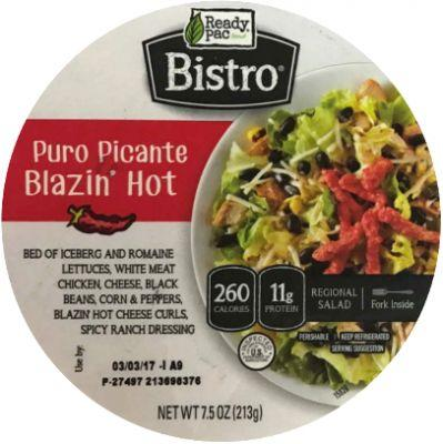 Ready Pac recalls 30 tons of salad; Listeria risk in cheese