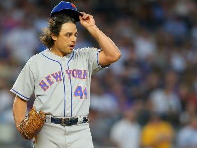 Mets' Jason Vargas reportedly threatens, charges at reporter after loss to Cubs