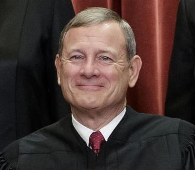 Chief Justice Roberts recently spent night in hospital after a fall