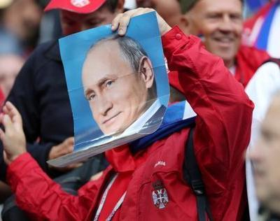 Russia accused of using World Cup to bury bad news