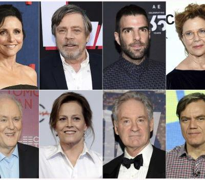 Lithgow, Bening and more stars to perform Mueller report