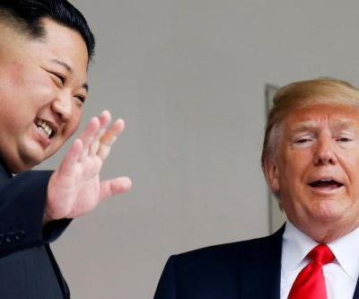 Trump says he wants the US to treat him like North Korea treats Kim Jong Un