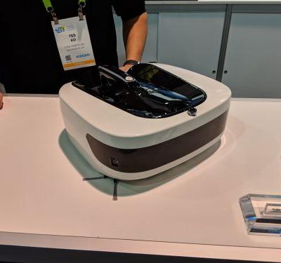 The best robot we saw at CES 2019