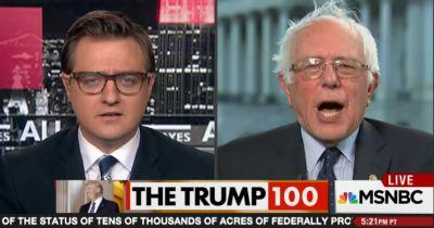 Bernie Sanders: Trump's big North Korea meeting was a 'road show for the White House'