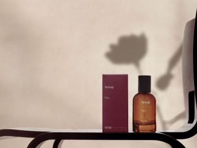 Aesop launches brand new fragrance Rozu inspired by modernist designer Charlotte Perriand