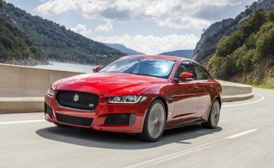2018 Jaguar XE Updated: The Ingenium Side of the Lineup Is Complete