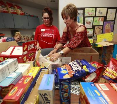 Arizona unites to care for, feed kids during teacher strike