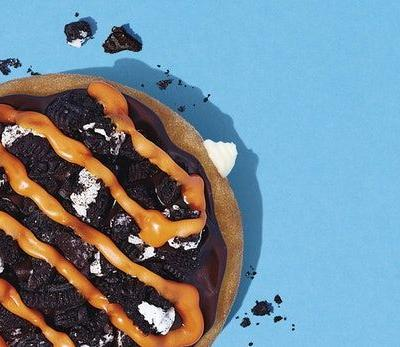 Dunkin' Donuts' Halloween Oreo Donut Is A Spooky New Treat That You'll Love