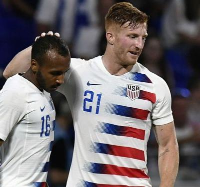 USMNT player ratings: Parker stands out as Green grabs a result vs. France