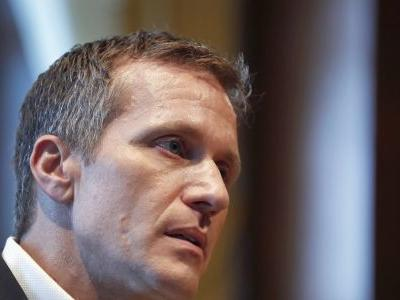 Missouri governor's troubles trace to action in spring 2015