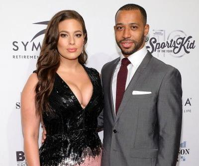 Model Ashley Graham's sexy secret to a happy marriage