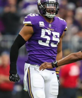 Pro Bowl LB Anthony Barr spurns Jets to stay with Vikings in about-face, per report