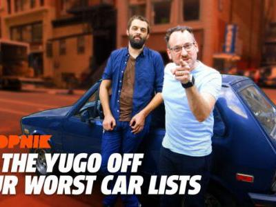 The Yugo Is Not the Worst Car Ever and Anyone Who Says That Is a Lazy Hack So Let's Prove It