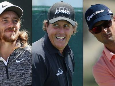 Follow live the 118th U.S. Open on Yahoo Sports