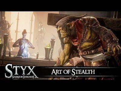 Styx: Shards of Darkness Review - You Can't See Me Rollin', You Hatin'?