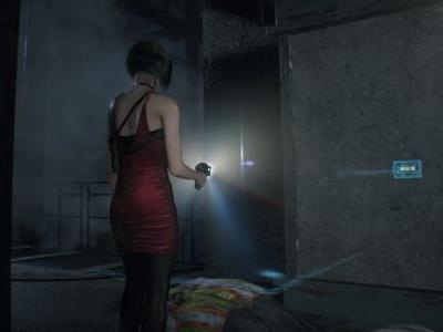 Exploring Beyond Resident Evil 2's Bounds Reveals Early Version Of Orphanage Area, Mr. X Roaming The Halls