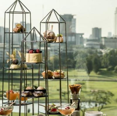 The St. Regis Bangkok pairs the heritage of New York and Bangkok in this enchanting new afternoon tea