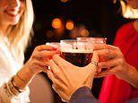 Have no more than ONE alcoholic drink a day to avoid booze-related diseases, health official claims