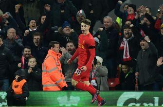 Liverpool reaches League Cup semifinals; 17-year-old Ben Woodburn scores