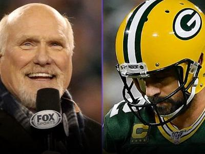 Terry Bradshaw blasts 'weak' Aaron Rodgers for Packers drama: 'Go ahead and retire'