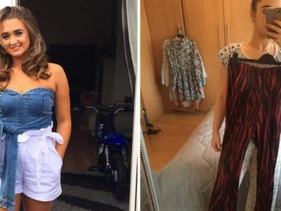 Girl wants fashion mishap to remind brands not everyone has 'legs like Kendall Jenner'
