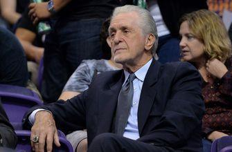 Pat Riley, Heat willing to give Dwyane Wade time to decide future