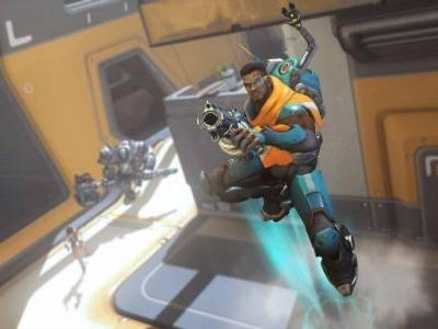 Here's what Overwatch's newest healer Baptiste can do