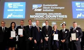 Nordic CEOs join forces for a sustainable future