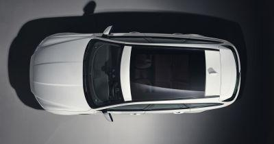 Here's Your First Official Look At The New Jaguar XF Sportbrake