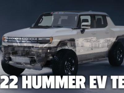 Every Engineering Detail I Know About The 2022 Hummer EV