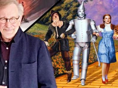 Steven Spielberg Launches AFI Movie Club with The Wizard of Oz