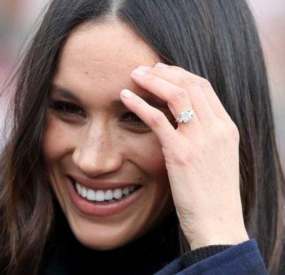 The Photos Of Meghan Markle's Wedding Ring Prove She's Oh-So-Traditional