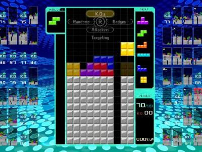 Tetris 99 could be getting three new modes