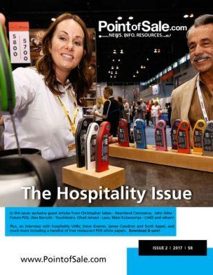 A Focus On Restaurant Point-of-Sale For Digital Magazine