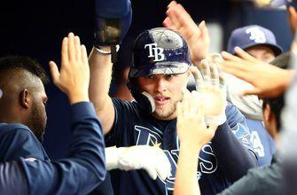 Rays rally in bottom of the 9th, pull out walk-off win over Mariners to avoid sweep