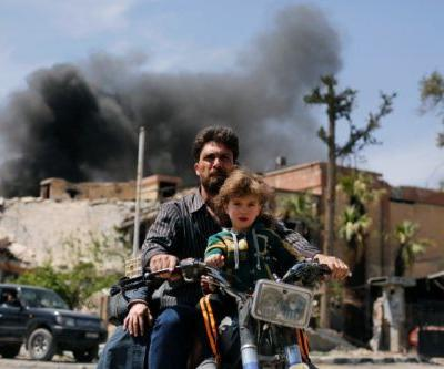How Syria's Assad allegedly used the horror of gas attacks to win on the battlefield despite the missile strike