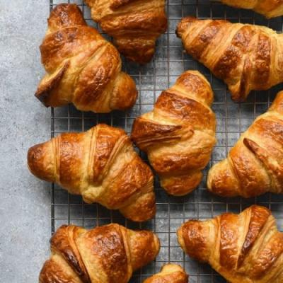 1-Day Classic French Croissants