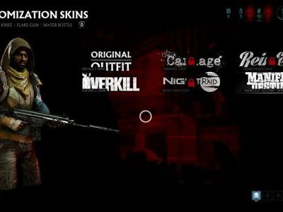 How To Change Character Skins In Overkill's The Walking Dead