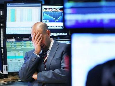 Global markets are plunging as the Fed's 'hawkish tone' steals Christmas