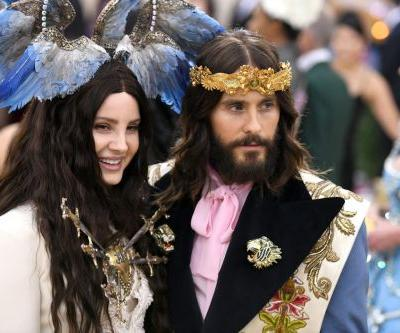 Lana Del Rey and Jared Leto's Gucci Fragrance Campaign Is Here