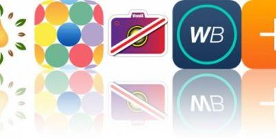 Today's Apps Gone Free: Essential Oils, Pointillisted, VisualX and More