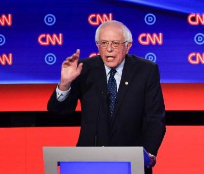 Bernie Sanders on 'Medicare For All' snaps: 'I wrote the damn bill!'