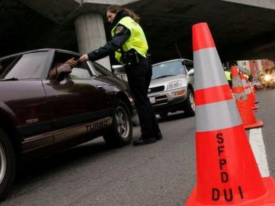 A Woman Was Arrested For A DUI. Turns Out She Was Having A Stroke