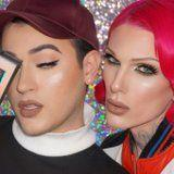 You'll Be Obsessed With Swatches of the Jeffree Star x Manny MUA Collaboration