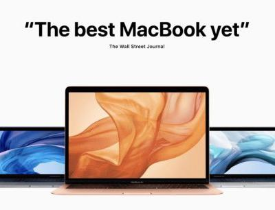 Apple Highlights 2018 MacBook Air and Mac Mini Reviews