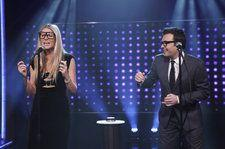 Gwyneth Paltrow Gets Sprayed In 'Slay It' Challenge on 'Tonight Show': Watch