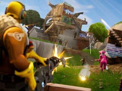 Enable two-factor authentication in Fortnite and get a free gift