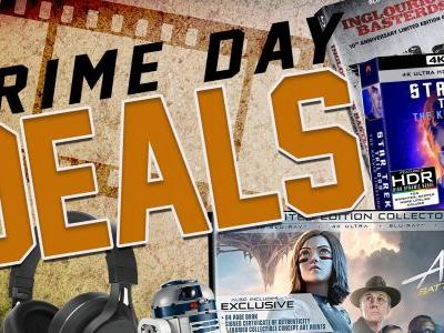 Prime Day Deals 2019: 4K TVs, Blu-rays, DVD Box Sets, and More!
